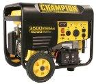 Champion 46539 Gas Powered 4,000 Watt 4-Stroke Portable Generator with Wireless Remote Electric Start (CARB Compliant)