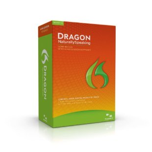 Dragon NaturallySpeaking 12 Home Edition (includes Microphone Headset)
