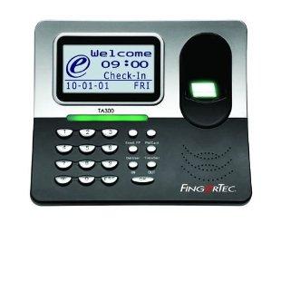 Fingertec TA300 Desktop Time Clock and Attendance Fingerprint Terminal