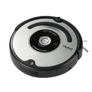 iRobot Roomba 555 Robotic 7-Day Scheduler Vacuum