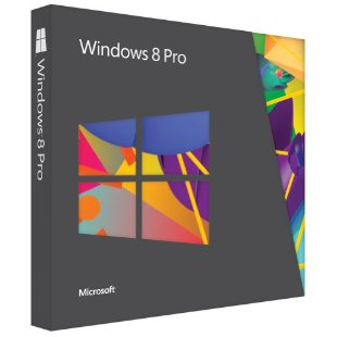 Microsoft Windows 8 Pro [Upgrade]