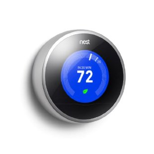 Nest Learning Thermostat (T200577, 2nd Generation)