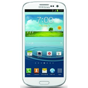 Samsung Galaxy S III 4G 16GB Android Phone (White, Sprint)