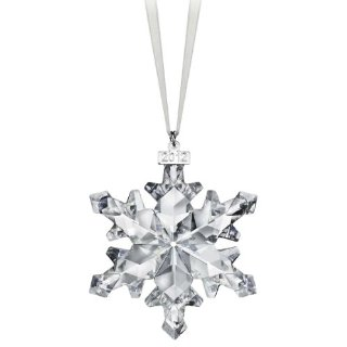 Swarovski 2012 Annual Edition Crystal Snowflake Ornament (Large, #1125019)