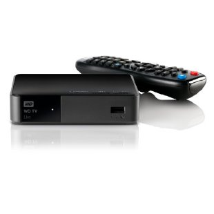 WD TV Live Media Player (WDBHG70000NBK-HESN)