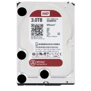 Western Digital Red 3TB 3.5 Internal Hard Drive (WD30EFRX)