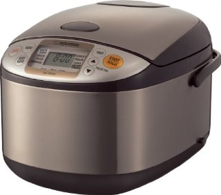 Zojirushi NS-TSC18 10-Cup (Uncooked) Micom Rice Cooker and Warmer