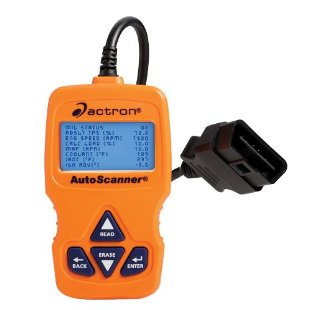 Actron CP9575  Auto Scanner Trilingual OBDII and CAN Scan Tool