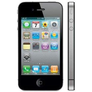 Apple iPhone 4S 32GB Factory Unlocked Phone (Black)
