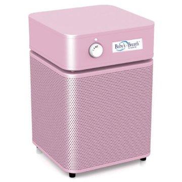 Austin Air Baby's Breath HEPA Air Purifier (Pink)