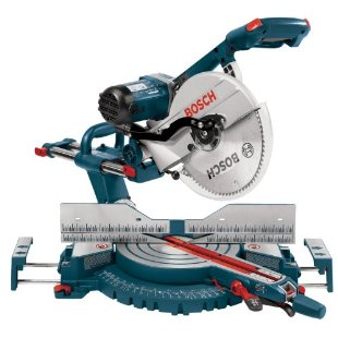 Bosch 5312 12 Dual Bevel Slide Compound Miter Saw