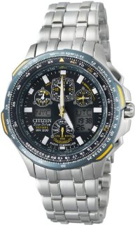 Citizen JY0040-59L Blue Angels Skyhawk A-T Eco-Drive Men's Watch