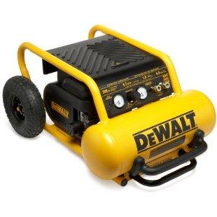 DeWalt D55146 4.5 Gallon Compressor with Wheels (Factory Refurbished,  D55146R)
