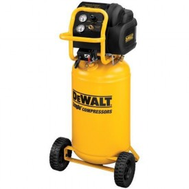 DeWalt D55168 Electric 200-PSI, 15-Gallon Wheeled Portable Workshop Compressor