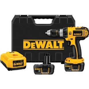 DeWalt DCD775KL 18V Cordless Compact 1/2 Hammer-Drill Kit