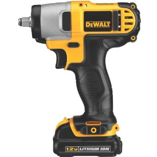 DeWalt DCF813S2 12V Max 3/8 Impact Wrench Kit