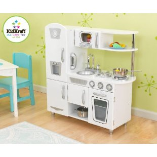 KidKraft Vintage Kitchen (White)