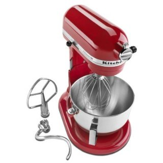 KitchenAid Pro 6000 HD Stand Mixer (Red)