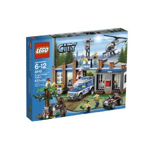LEGO City Police Forest Station (4440)