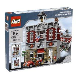 LEGO Creator Fire Brigade (10197)
