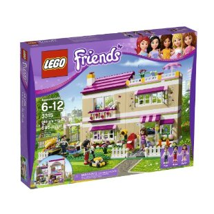 Lego Friends Olivia's House (3315)
