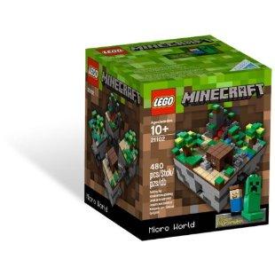 Lego Minecraft Micro World (21102)