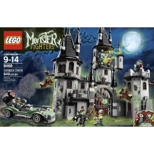 Lego Monster Fighters Vampyre Castle (9468)