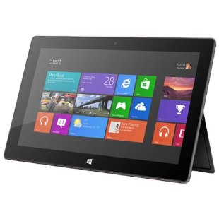 Microsoft Surface 10.6 Tablet with 32GB, Windows RT