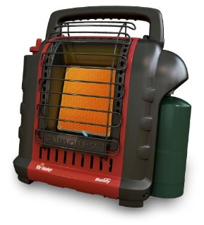 Mr. Heater Portable Buddy MH9BX Indoor-Safe Radiant Heater
