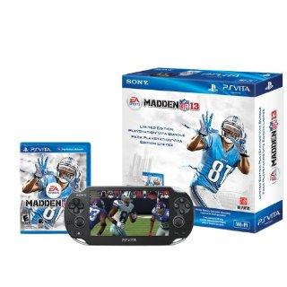 PlayStation Vita Madden NFL 13  Bundle