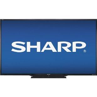 Sharp Aquos LC-90LE745U 90 1080p 240Hz 3D Internet LED HDTV