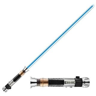 Star Wars Force Fx Lightsaber with Removable Blade (Obi Wan)