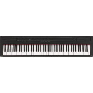 Yamaha P-105 88-Key Digital Piano (Black)