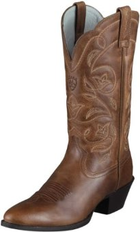 Ariat Heritage Western R Toe Women's Boots (7 Color Options)