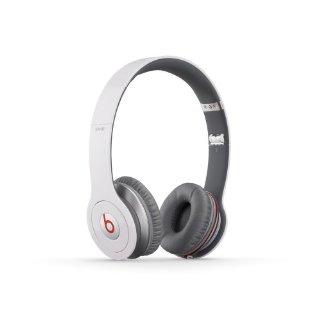 Beats by Dre Solo HD On-Ear Headphone (White)