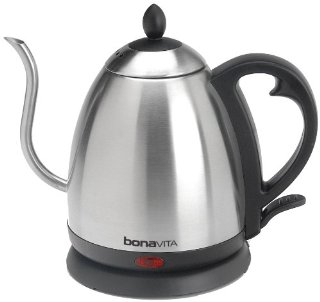 Bonavita Electric Gooseneck Kettle (1L)