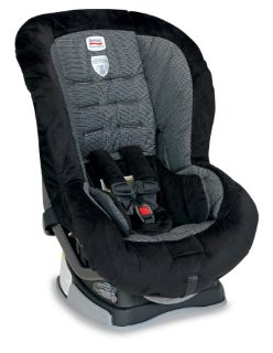 Britax Roundabout 55 Convertible Car Seat (2012-2013, Onyx)