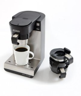 Bunn MCU My Cafe Single Cup Multi-Use K-Cup Coffee Brewer