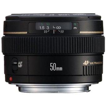 Canon EF 50mm f/1.4 USM Telephoto Lens (2515A003)