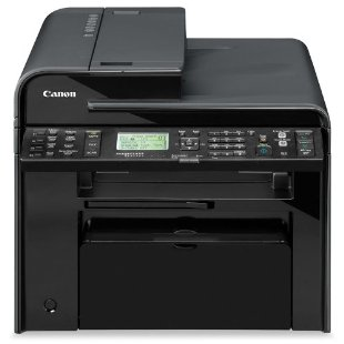 Canon imageCLASS MF4770n Monochrome Printer with Scanner, Copier and Fax