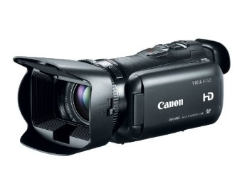 Canon Vixia HF G20 Camcorder with HD CMOS Pro and 32GB Internal Flash Memory