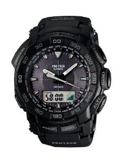 Casio PRG550-1A1CR ProTrek Triple Sensor Tough Solar Altimeter Watch