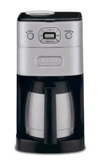 Cuisinart DGB-650BC Grind-and-Brew Thermal 10-Cup Coffee Maker