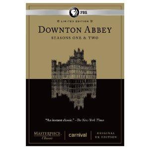Downton Abbey Seasons 1 & 2 Limited Edition Set [DVD]