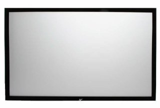 Elite Screens 100 SableFrame Fixed Projection Screen (16:9, CineWhite, # ER100WH1)
