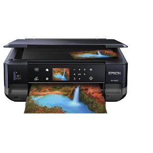 Epson Expression XP-600 Wireless Small-in-One Color Inkjet Printer, Copier, Scanner, 2-Sided Duplex (C11CC47201)