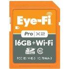 Eye-Fi Pro X2 16GB Wi-Fi SDHC Class 10 Memory Card