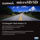 Garmin City Navigator North America NT 2013 microSD / SD Card