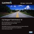 Garmin City Navigator NT 2013 North America DVD (010-11546-50)