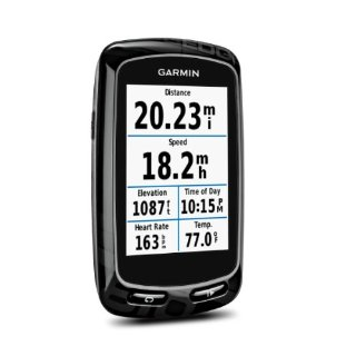 Garmin Edge 810 GPS Bundle with HR Monitor, Speed/Cadence Sensor, and City Navigator NT Maps